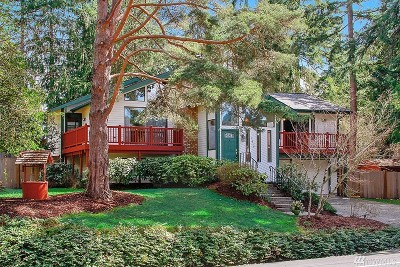 Sammamish Single Family Home Contingent: 1614 219th Place NE