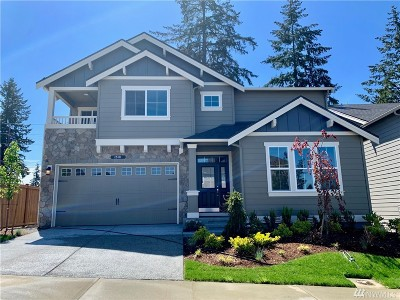 Woodinville Single Family Home For Sale: 12411 NE 150th St #12