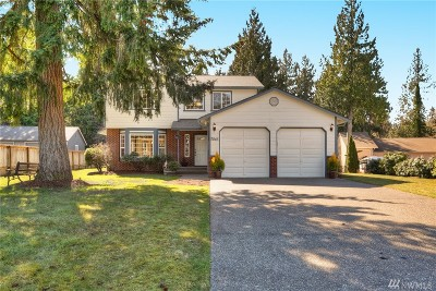 Olympia WA Single Family Home For Sale: $410,000