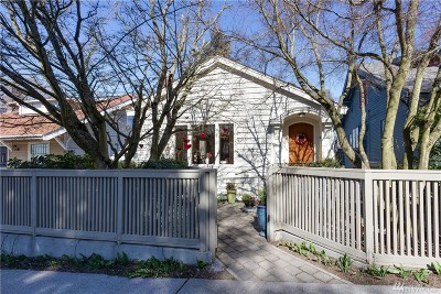 Single Family Home For Sale: 1110 W Raye St
