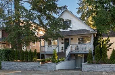 Seattle Single Family Home For Sale: 1235 NE 91st St