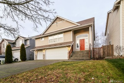 Puyallup Single Family Home For Sale: 8913 188th St E