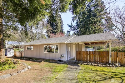 Mountlake Terrace Single Family Home For Sale: 23101 63rd Ave W