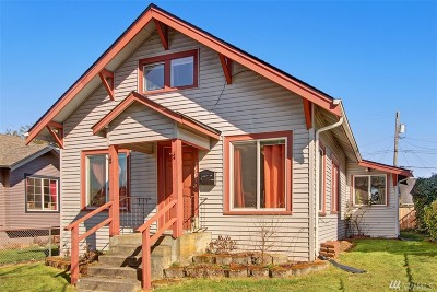 Everett Single Family Home For Sale: 1509 McDougall Ave