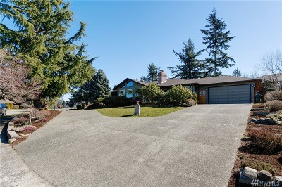 Bellingham Single Family Home For Sale: 1800 E Lopez Ct