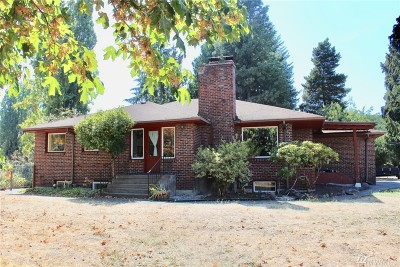 Pierce County Single Family Home For Sale: 7815 W Custer Rd W