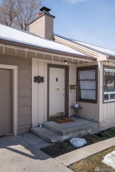 Wenatchee Single Family Home For Sale: 432 S Franklin Ave
