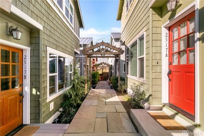 Seattle Single Family Home For Sale: 2517 30th Ave S
