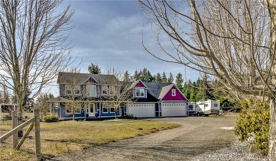 Yelm Single Family Home For Sale: 16341 139th Lane SE
