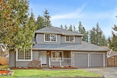 Maple Valley Single Family Home For Sale: 23221 SE 242nd St