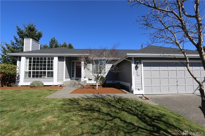 Maple Valley Single Family Home For Sale: 21206 SE 279th Place