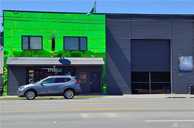 Seattle Commercial For Sale: 2733 4th Ave S