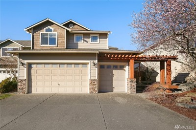 Lynnwood Single Family Home For Sale: 1617 146th St SW