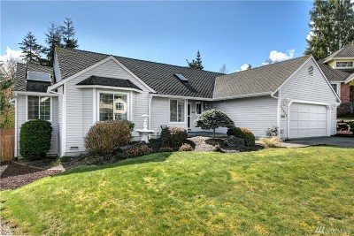 Snohomish Single Family Home For Sale: 13933 67th Ave SE