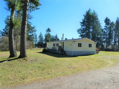 Tenino Single Family Home For Sale: 17440 Old Hwy 99 SW