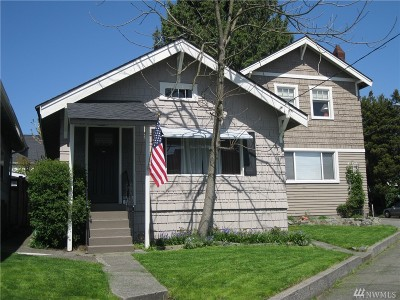 Seattle Multi Family Home For Sale: 4509 Phinney Ave N