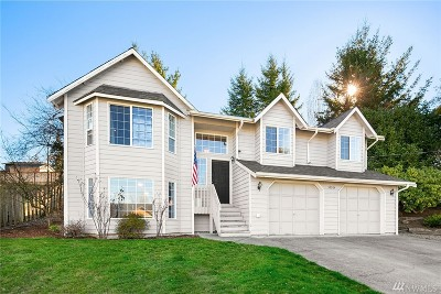 Single Family Home For Sale: 32304 4th Ave