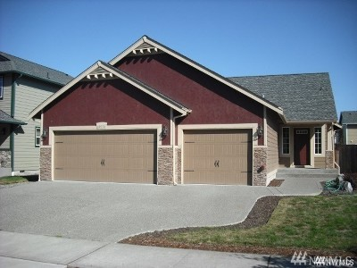 Thurston County Rental For Rent: 14976 101st Wy SE