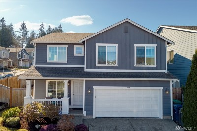 Snohomish Single Family Home For Sale: 5932 117th St SE