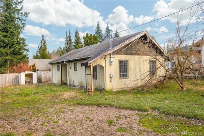 Olympia WA Single Family Home For Sale: $165,000