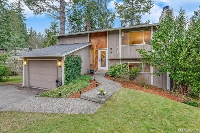 Shoreline Single Family Home For Sale: 1618 NE 185th St