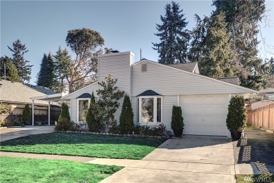Shoreline Single Family Home For Sale: 17010 2nd Ave NE