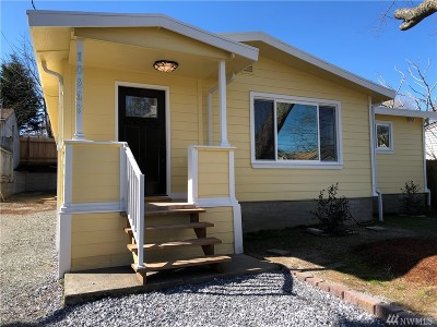 King County Single Family Home For Sale: 10249 19th Ave SW