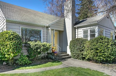 Seattle Single Family Home For Sale: 6211 36th Ave NE