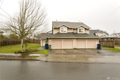 Lynnwood Multi Family Home For Sale: 18905 24th Ave W #A/B