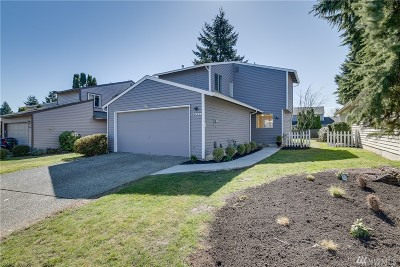 King County Single Family Home For Sale: 13335 NE 136th Place