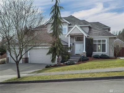 Bothell Single Family Home For Sale: 406 210th St SE