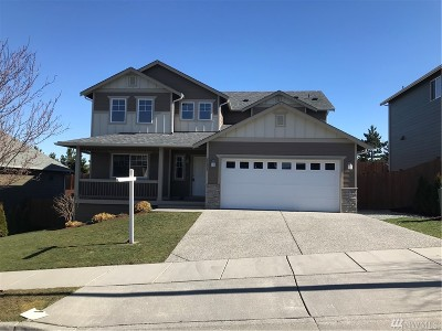 Stanwood Single Family Home Contingent: 28619 75th Dr NW