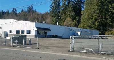Bremerton Commercial For Sale: 111 Bruenn Ave