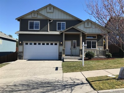 Stanwood Single Family Home For Sale: 28625 75th Dr NW