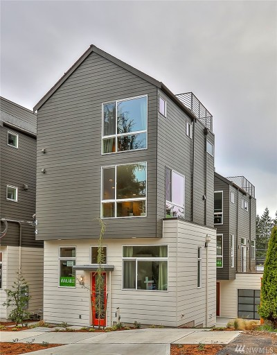 Seattle Single Family Home For Sale: 14319 Phinney Ave N