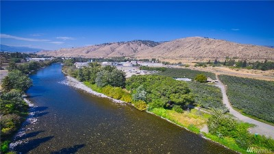 Chelan County, Douglas County Residential Lots & Land For Sale: 5304 Old Monitor Rd