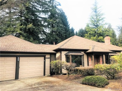 Olympia WA Single Family Home For Sale: $385,000