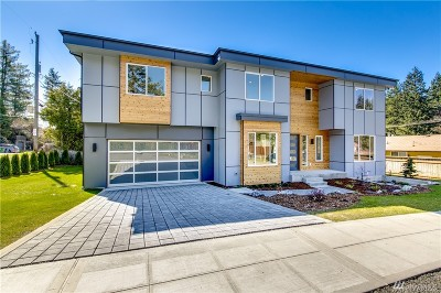 Seattle Single Family Home For Sale: 4607 SW Thistle St