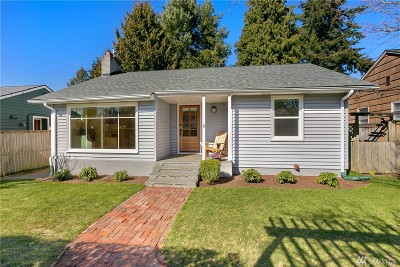 Seattle Single Family Home For Sale: 1048 NE 95th St