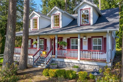 Anacortes Single Family Home For Sale: 6917 Holiday Blvd