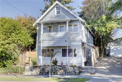 King County Single Family Home For Sale: 912 67th St