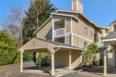Bellevue Condo/Townhouse For Sale: 12840 SE 40th Ct #C5
