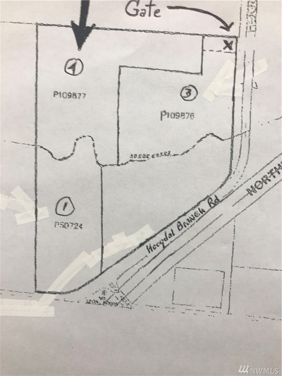 Residential Lots & Land For Sale: 5728 Hoogdal Branch Rd
