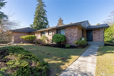 Seattle Single Family Home For Sale: 12759 Palatine Ave N