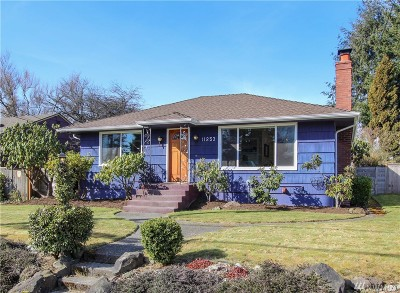Seattle Single Family Home For Sale: 11253 Fremont Ave N