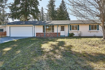 Marysville Single Family Home For Sale: 4502 123rd Place NE