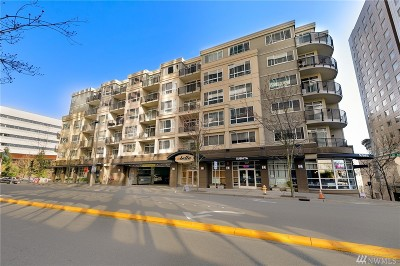 Bellevue Condo/Townhouse For Sale: 300 110th Ave NE #203