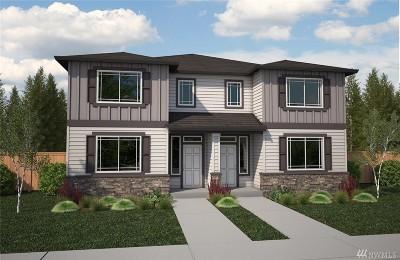 Pierce County Single Family Home For Sale: 1425 E 47th St Lot 2-13