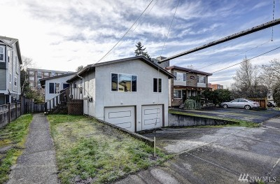 Seattle Multi Family Home For Sale: 2431 NW 57th St