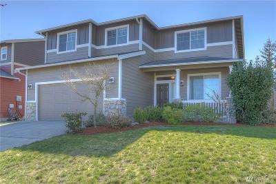 Yelm Single Family Home Pending Inspection: 15293 SE Kayla St